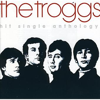 Troggs - Hit Single Anthology [CD] USA import
