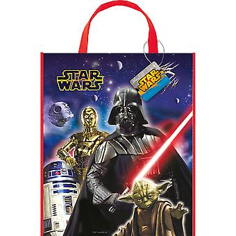 Star Wars plast Party totebag