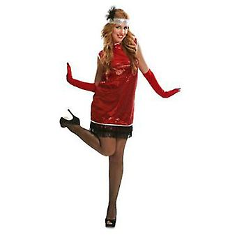 My Other Me Red Costume Charleston (Costumes)