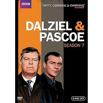 Dalziel & Pascoe: Stagione 7 importazione USA [DVD]