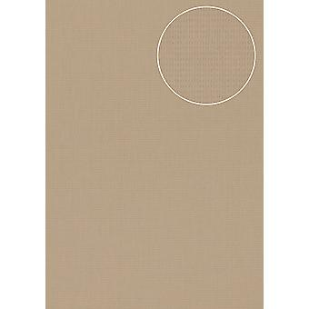 Tree wallpaper Atlas COL-527-3 non-woven wallpaper textured solid colors shimmering bright ivory cream 5.33 m2