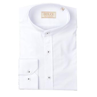 Dolce Grandad Collar Mens Shirt