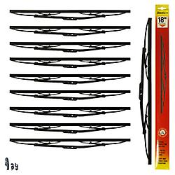 Stadium - 18 Inch Car / Van Wiper Blades - Box Of 10