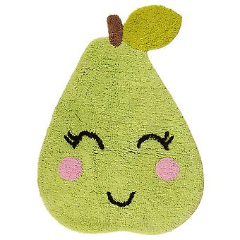 Sass & Belle Happy Poppy Pear Rug
