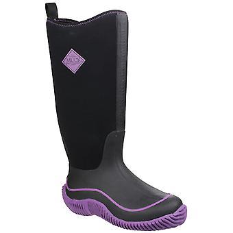 Muck støvler Hale dame Pull på Wellington Boot
