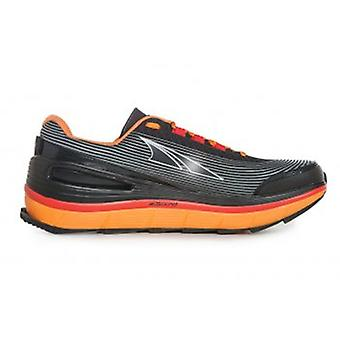 Olympus 1.5 Mens Zero Drop Trail Running Shoes Grey/Orange