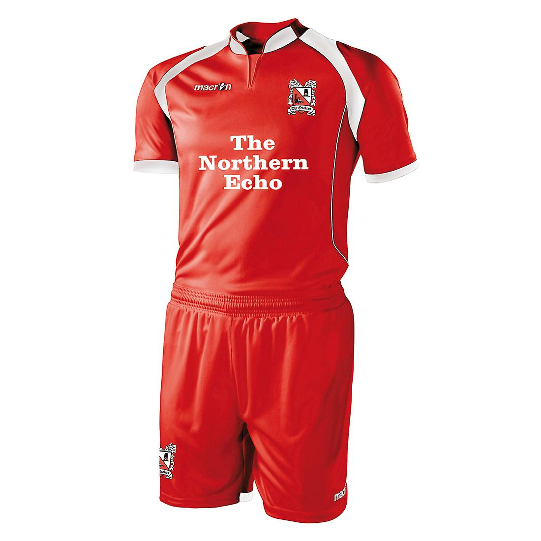 2012-13 Darlington Away Shirt (with free shorts) - Kids