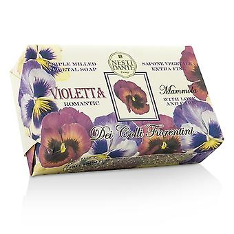 Nesti Dante Dei Colli Fiorentini Triple Milled Vegetal Soap - Sweet Violet 250g/8.8oz