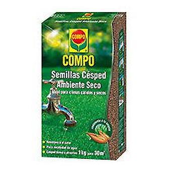 Compo Grass seeds 1kg Dry environment (Ogród , Ogrodnictwo , Inni , Nasiona)