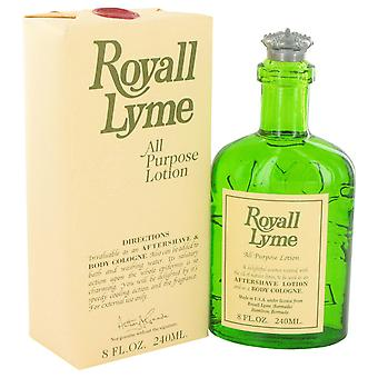 Royall Fragrances Men Royall Lyme All Purpose Lotion / Cologne By Royall Fragrances