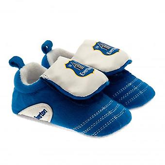Everton Boot Crib 0/3