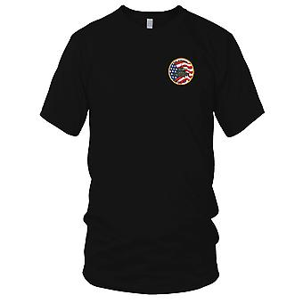 US Army - 102nd Aviation Service Facility Embroidered Patch - Kids T Shirt