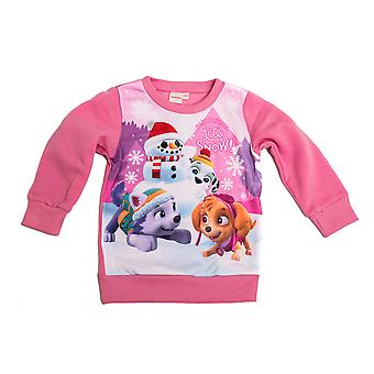 Paw Patrol Pink Childrens Christmas