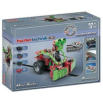 Fischertechnik Robotics Mini Bots (Toys , Robotics And Technics , Pro)