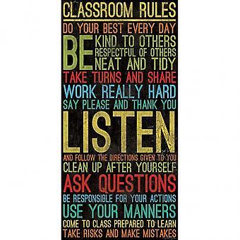 Klassikale regels Poster Print by Dee Dee (9 x 18)
