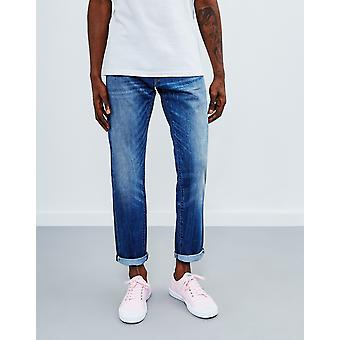 Levi's Red Tab 511 Slim Fit Jeans Fender Blue