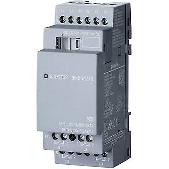 PLC add-on module Siemens LOGO! DM8 12/24R 0BA2 6ED1055-1MB00-0BA2 24 Vdc