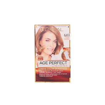 L Oreal Expert Professionnel Excellence Age Perfect Tinte Rubio Oscuro Radiante