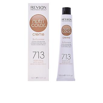 NUTRI COLOR crème 3 en 1 beige #713-frosty cocktail