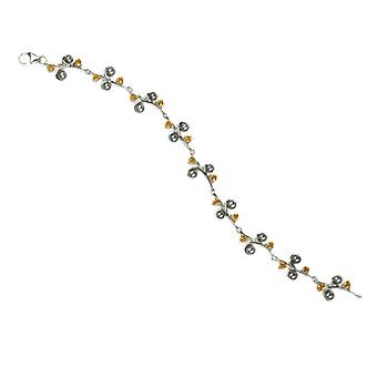Shipton and Co Ladies Shipton And Co Exclusive Silver And Citrine Bracelet AQA159CIP2