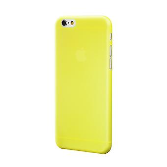 Switcheasy 0.35 Ultra Thin and Lightweight Carring Case for iPhone 6s Plus-Yellow