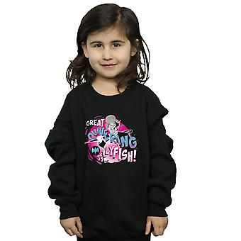 DC Comics Girls Batman TV Series The Penguin Jellyfish Sweatshirt