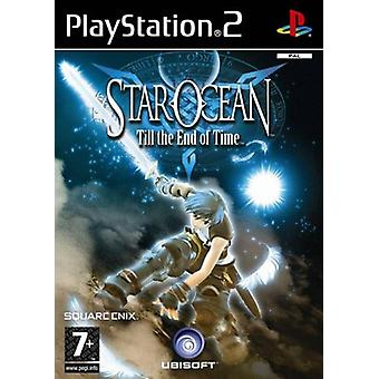 Star Ocean indtil udgangen af tid (PS2)