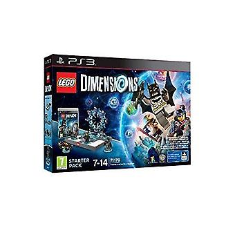 LEGO dimensioner Starter Pack PS3 spel
