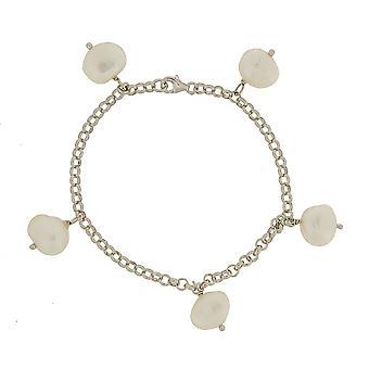 Orphelia Silver 925 Bracelet Natural Pearl  ZA-7272
