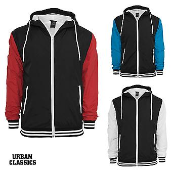Urban Classics Universiteit windbreaker