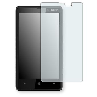 Nokia Lumia 820 display protector - Golebo crystal clear protection film
