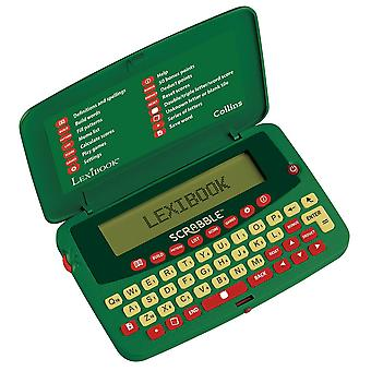 LEXIBOOK Deluxe elektronische Scrabble Dictionary (Model nr. SCF-328AEN)
