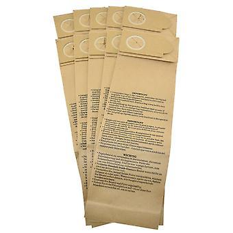 Worki papierowe taski Ergodisc odkurzacz
