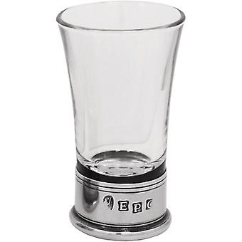 Vogue Conica Pewter Shot Glass - 60ml