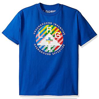LRG Colors United T-shirt Royal