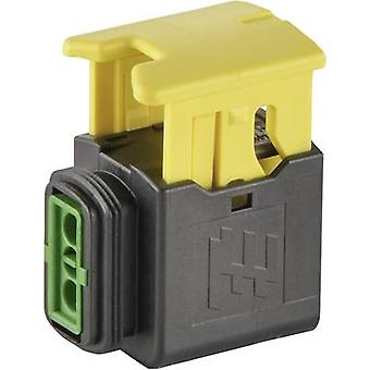 TE Connectivity Socket låda - kabel HDSCS, MCP totalt antal stift 2 1-1418483-1 1 dator