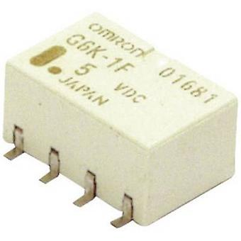 Omron G6K-2F-Y 24DC SMD relay-24 Vdc 1 per 2 verandering-overs 1 PC('s)