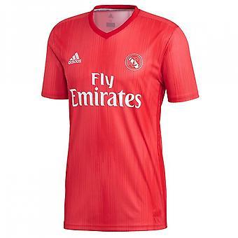 2018-2019 real Madrid Adidas terceira camisa de futebol