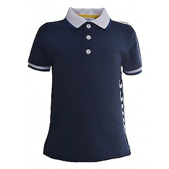 Hugo Boss Boys Hugo Boss Kids Navy Blue Polo