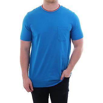Diesel T Just T Shirt With Ribbed Collar