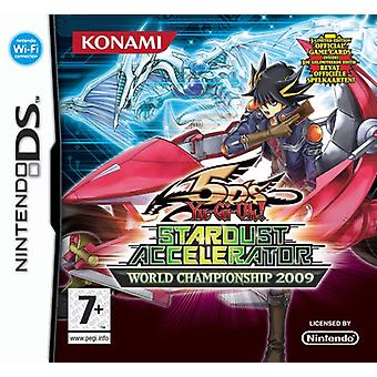 Yu-Gi-Oh! 5Ds Stardust Accelerator  World Championship 2009 (Nintendo DS)