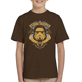 Originele Stormtrooper Pub en Inn Kid's T-Shirt