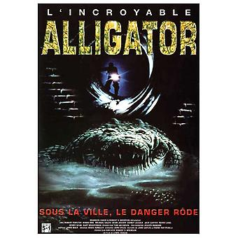 Alligator Movie Poster (11 x 17)
