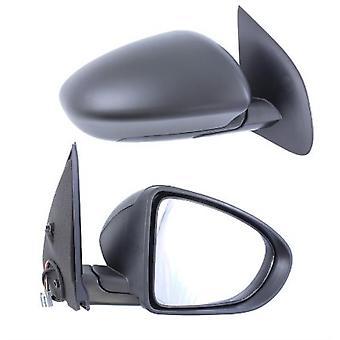 Espelho lateral direito do excitador (elétrico aquecido) para Nissan QASHQAI 2007-2014