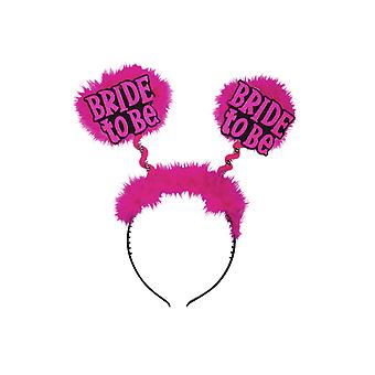 Bride To Be Head Boppers - Black