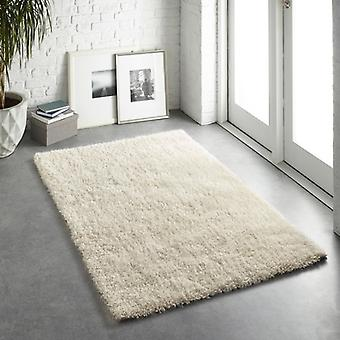 Chicago Cream  Rectangle Rugs Plain/Nearly Plain Rugs