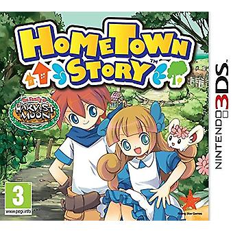 Hometown Story (Nintendo 3DS)