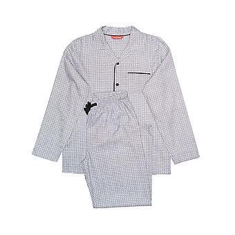 Minijammies 6356 Boy Aspen grau Pyjama Set