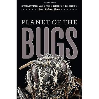 Planeet van de Bugs: evolutie en de opkomst van insecten