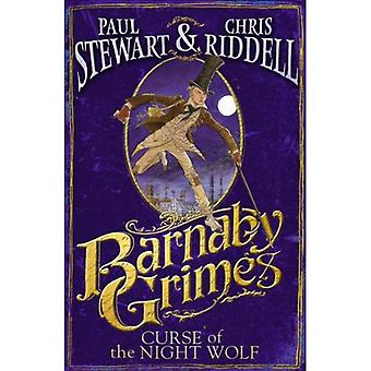 Barnaby Grimes: Curse of the Nightwolf